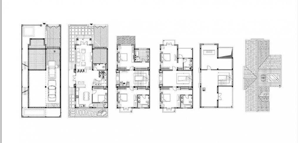 Mẫu mặt bằng thiết kế Biệt thự An Khang Villa Dương Nội