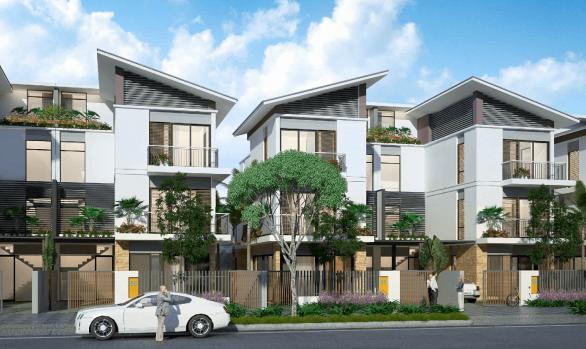 Mẫu thiết kế Biệt thự An Vượng Villa