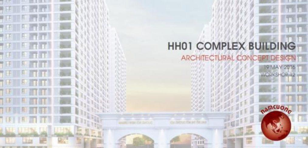 Chung cư AnLand HH01 Nam Cường khu đô thị Dương Nội Hà Đông