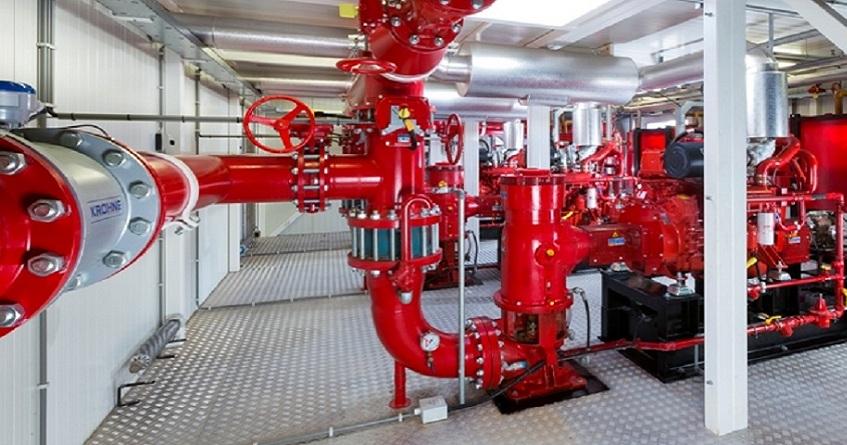 Hệ thống phòng cháy chữa cháy hiện đại tiên tiến