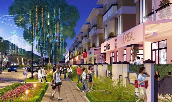 Shophouse Anland Complex tòa HH01